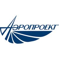 Логотип компании «ГПИ и НИИ ГА Аэропроект»