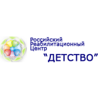 Логотип компании «Российский реабилитационный центр Детство»