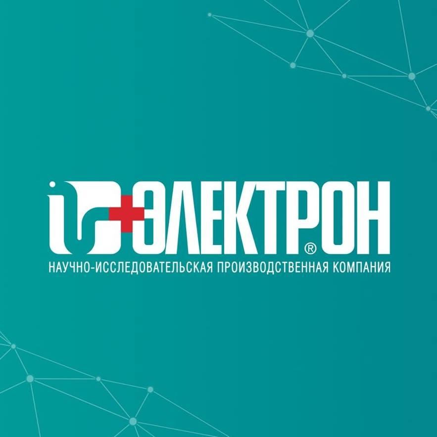 Логотип компании «НИПК Электрон»
