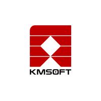 Логотип компании «KMSoft»