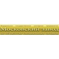 Логотип компании «Московский завод по обработке специальных сплавов (МЗСС)»