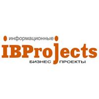 Логотип компании «IBProjects»