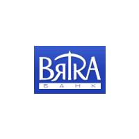 Логотип компании «Вятка-банк»