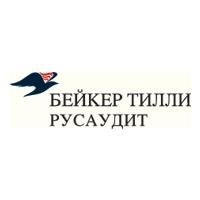 Логотип компании «Бейкер Тилли Русаудит»
