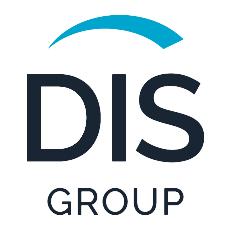 Логотип компании «DIS Group»