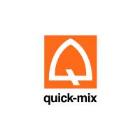 Логотип компании «quick-mix»