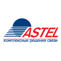 Логотип компании «Astel»