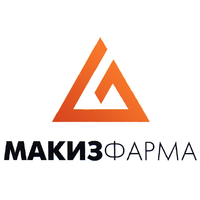 Логотип компании «МАКИЗ-ФАРМА»