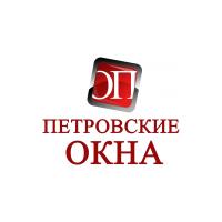 Логотип компании «Петровские окна»