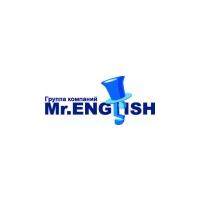 Логотип компании «Mr. English - курсы иностранных языков»