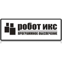 Логотип компании «Робот Икс»