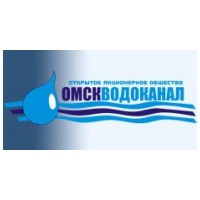 Логотип компании «ОмскВодоканал»