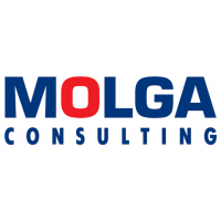 Логотип компании «MOLGA Consulting»