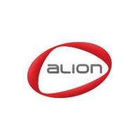 Логотип компании «Алион»