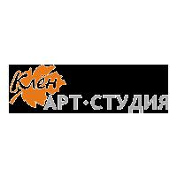 Логотип компании «Арт-студия Клён»