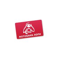 Логотип компании «Фотобанк Лори»