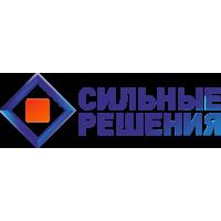 Логотип компании «Сильные решения»