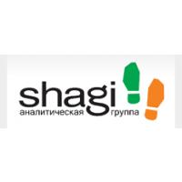 Логотип компании «Shagi-ag»