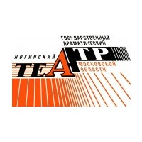 Логотип компании «Ногинский драматический театр Московской области»