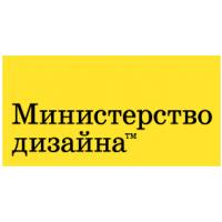 Логотип компании «Министерство дизайна»