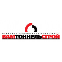 Логотип компании «Бамтоннельстрой»