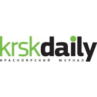 Логотип компании «Красноярск Дейли»
