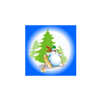 Логотип компании «Ногинский хладокомбинат»