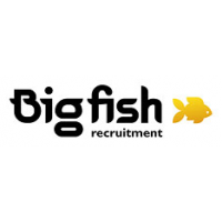 Логотип компании «Big Fish Recruitment»