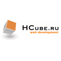 Логотип компании «HCube»