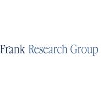 Логотип компании «Frank Research Group»