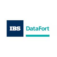 Логотип компании «IBS Datafort»