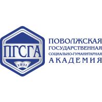 Логотип компании «Поволжская государственная социально-гуманитарная академия»