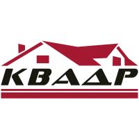 Логотип компании «КВАДР»