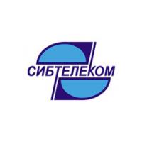 Логотип компании «Сибтелеком»