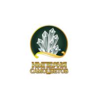Логотип компании «Империя Самоцветов»