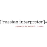 Логотип компании «Russian Interpreter Ltd.»