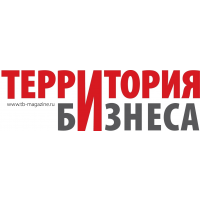 Логотип компании «Территория бизнеса»