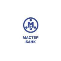Логотип компании «Мастер-Банк»