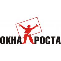 Логотип компании «ОКНА РОСТА»