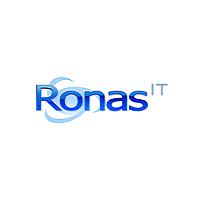 Логотип компании «Ronas IT»