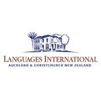 Логотип компании «Languages International»