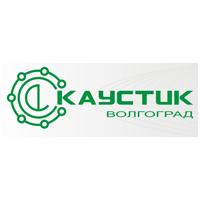Логотип компании «Каустик»
