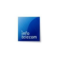Логотип компании «Инфо Телеком»