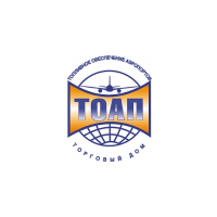 Логотип компании «Топливное Обеспечение Аэропортов (ТОАП)»