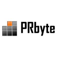 Логотип компании «PRbyte SDA»