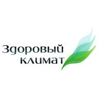 Логотип компании «Здоровый климат»