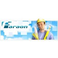 """Логотип компании «Строительная компания """"Фараон""""»"""