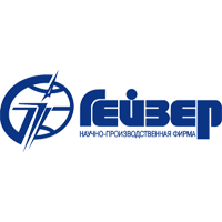 Логотип компании «Гейзер»