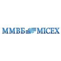 Логотип компании «ММВБ»