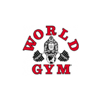 Логотип компании «World Gym»